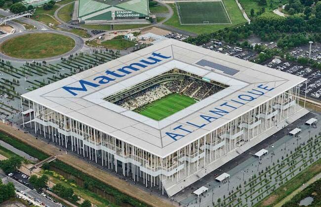 Le stade de Bordeaux s'appellera « Matmut Atlantique »