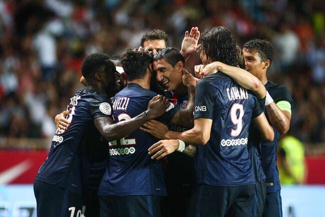 Le PSG explose le Bayern, le Barça et Chelsea avec son effectif