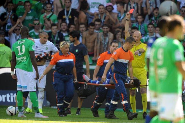 Bastia place un coup de gueule contre les arbitres