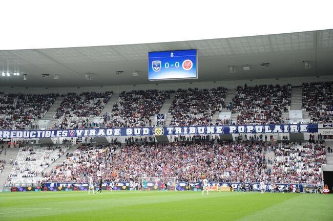 Matmut Atlantique... Les ultras de Bordeaux passent à l'acte !