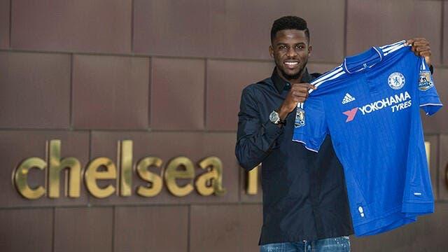 Djilobodji veut devenir le nouveau Desailly de Chelsea