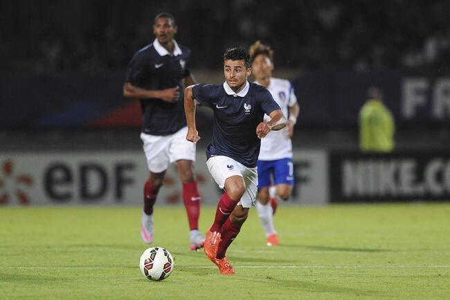 Islande - France Espoirs : 3-2