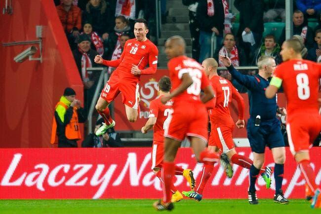 L'incroyable scénario de la victoire suisse