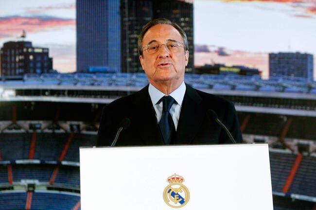 Le Real Madrid offre 1ME pour aider les migrants