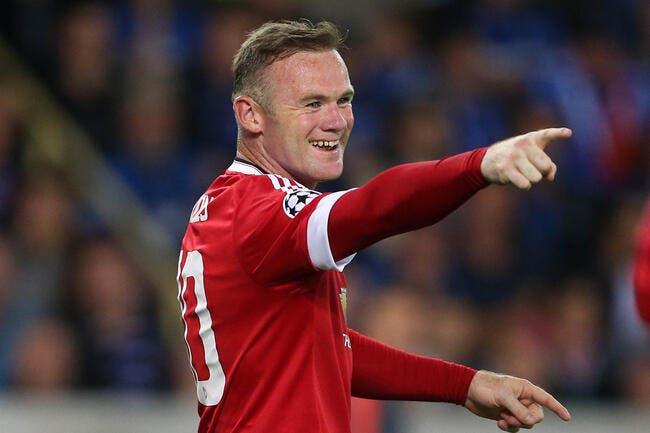 Rooney rectifie le tir sur Martial, le joueur à 80ME