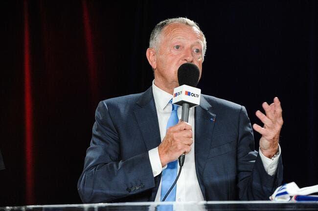 Aulas discutera lundi avec l'UEFA pour un renfort à l'OL