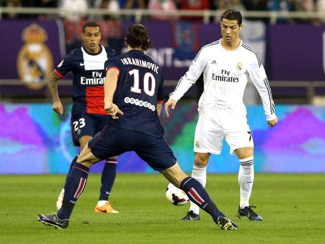Cristiano Ronaldo au PSG, Nasser prépare le terrain