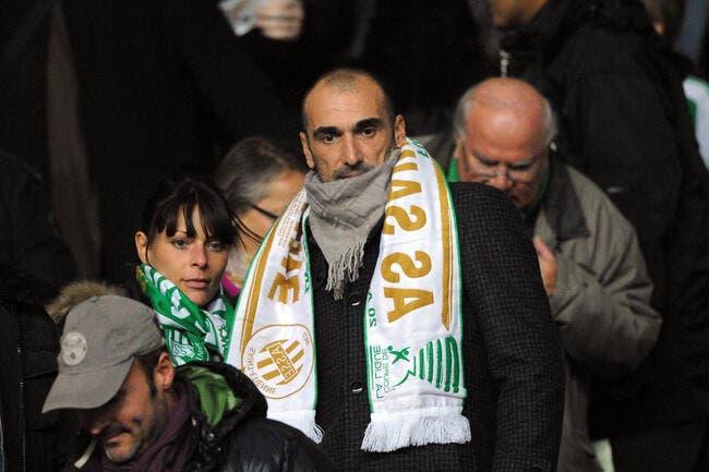 Alonzo critique le «délire» des supporters de l'ASSE