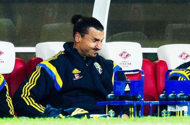 Ibrahimovic prêt à prendre des risques pour jouer avec la Suède ?