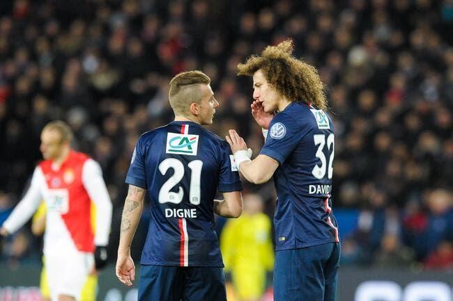 Lucas Digne évite de mettre le feu au PSG, on sait jamais...