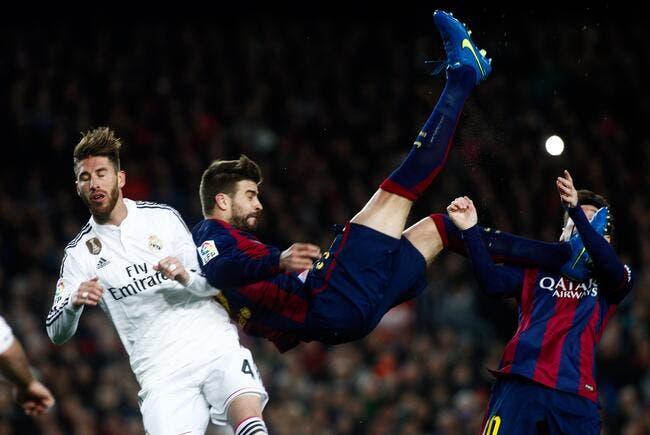 Piqué trop détesté à Madrid pour y jouer Espagne-Angleterre ?
