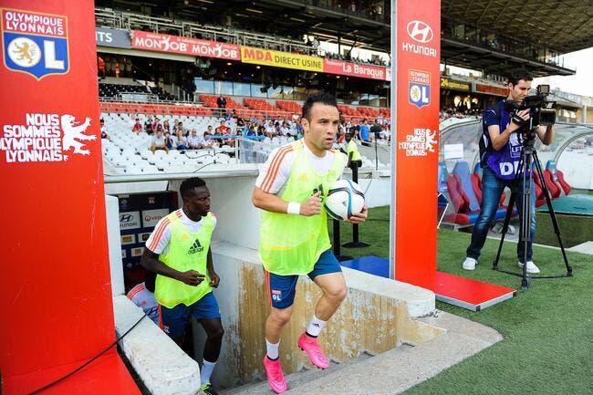 Valbuena à Lyon, Lizarazu s'emballe