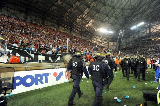 Les Bastiais privés de supporters au Vélodrome