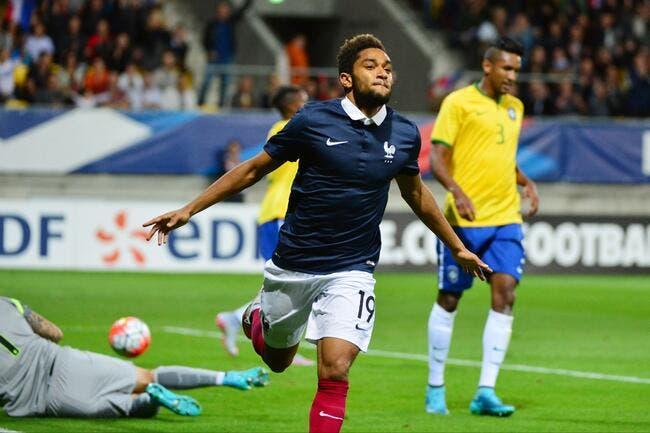 Les Bleuets battent le Brésil
