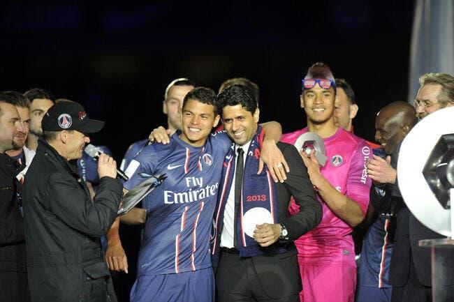 Thiago Silva propose de prolonger son contrat au PSG !