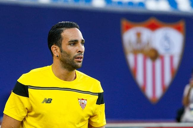 Adil Rami out au moins six semaines