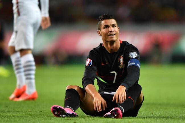 Cristiano Ronaldo n'impressionne plus le gardien de l'OL