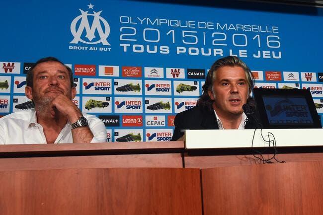 L'OM à l'attaque contre La Provence
