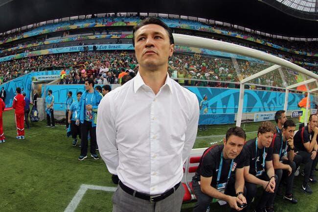 La Croatie limoge Kovac