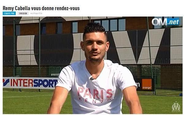 Oops, Cabella affiche un tee-shirt trop...parisien