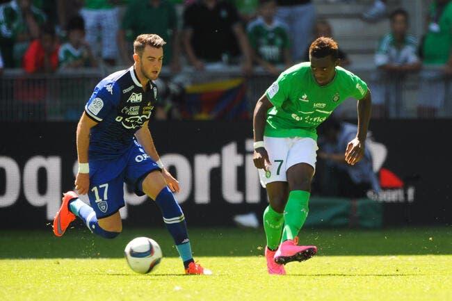 Bahebeck laissé au repos contre Montpellier