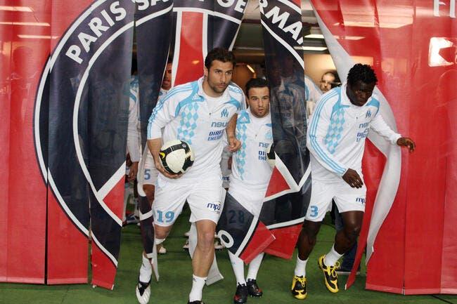 Cana voit l'OM comme seul concurrent du PSG