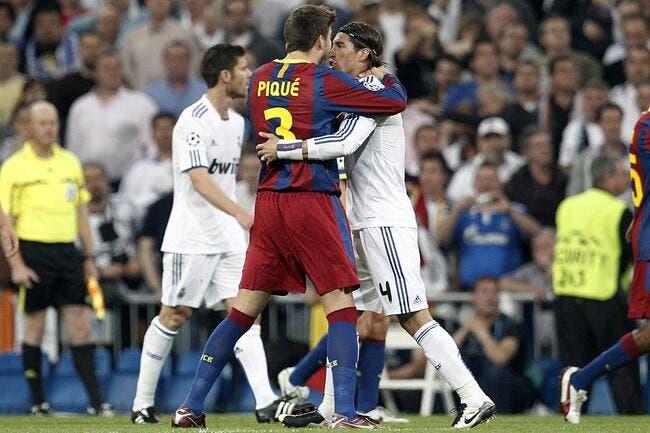 Piqué clame haut et fort sa haine de Madrid