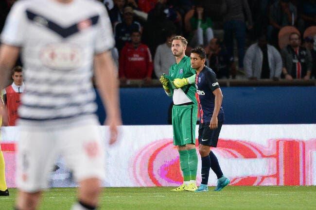 Blanc : « Trapp reste le n°1 au PSG »