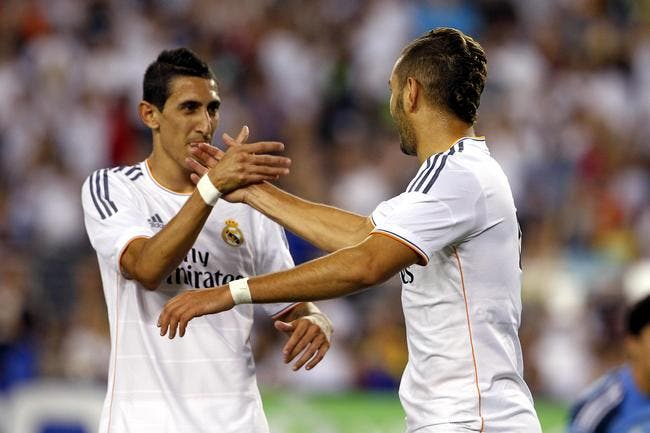 Di Maria au PSG, Benzema en est presque jaloux