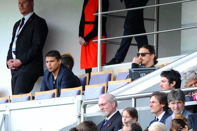 PSG-Bordeaux en loges, jamais sans mon dessert pour Ibrahimovic