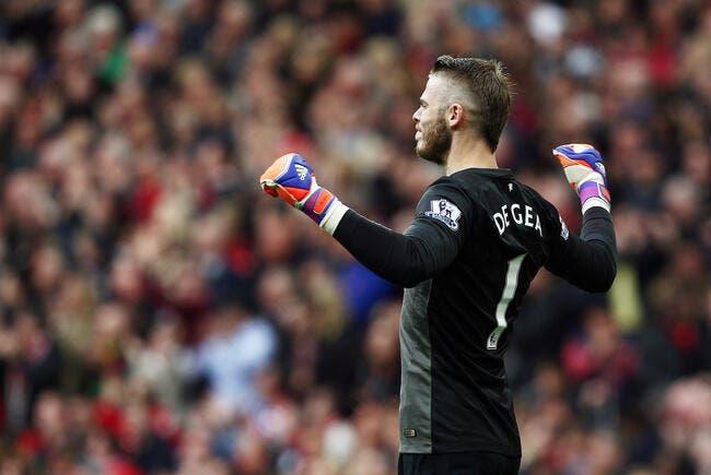 Officiel : De Gea prolonge à Manchester United !