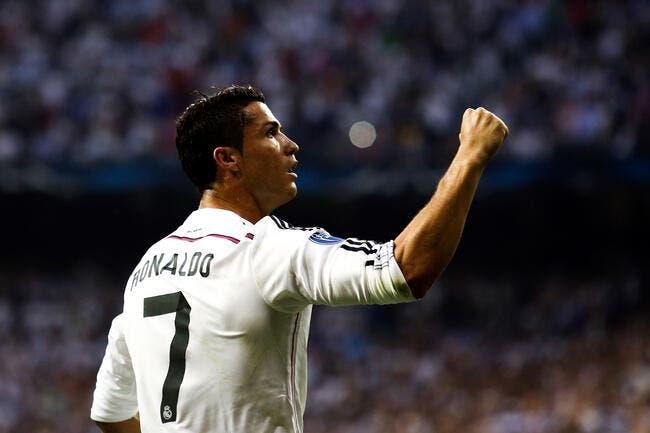Cristiano Ronaldo meilleur buteur du Real Madrid en Liga !