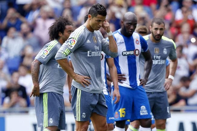 Espanyol - Real Madrid : 0-6