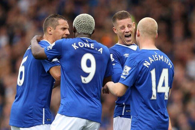 Everton et Naismith torpillent Chelsea !