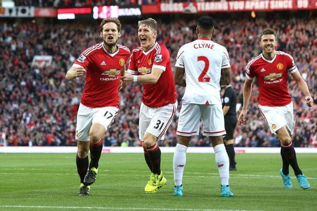 Man Utd - Liverpool : 3-1