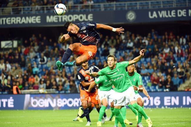 Montpellier et Troyes coulent, Reims et l'ASSE sont là