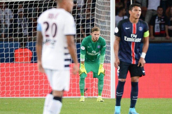 Trapp présente ses excuses au PSG pour sa gaffe «inexplicable»