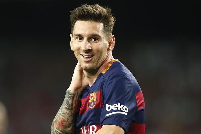 Da Fonseca chambre un Messi un peu relou