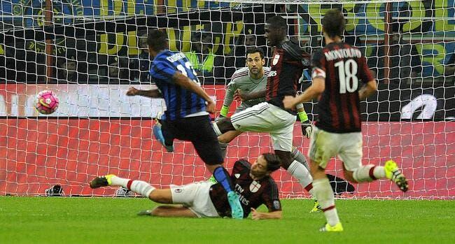 Inter – Milan AC 1-0