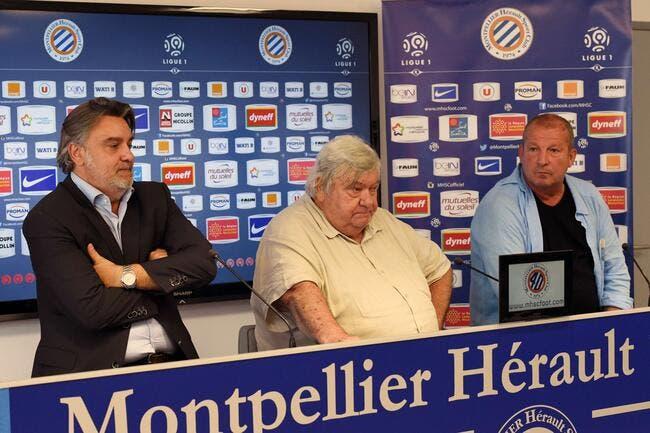 Montpellier «sortira de le merde» sans virer Courbis