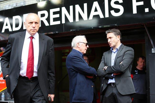 Rennes confirme pour Gourcuff mais il ne jouera pas tout de suite