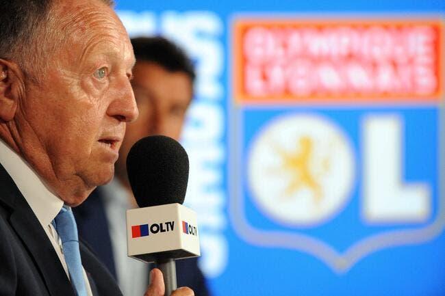 Aulas accuse la LFP et la télé de favoriser le PSG face à l'OL !