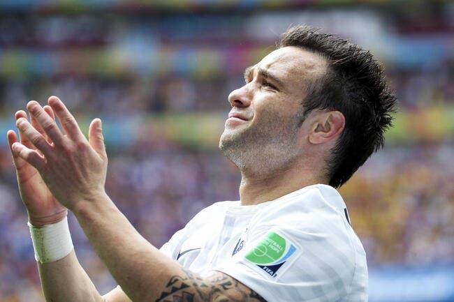 Ce joueur c'est Dieu pour Mathieu Valbuena