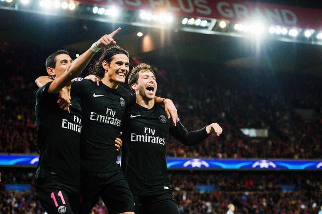 C'est la folie pour le maillot noir du PSG !