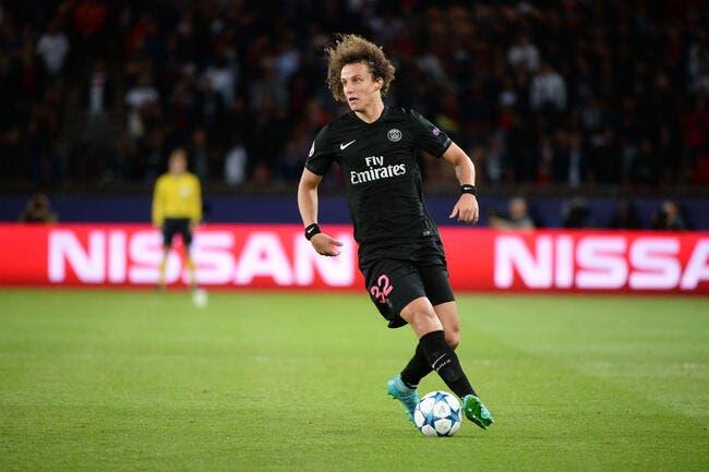 David Luiz, le seul mauvais élève de PSG-Malmö