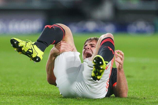 Il casse la jambe de Luke Shaw, mais n'a pas fait faute...