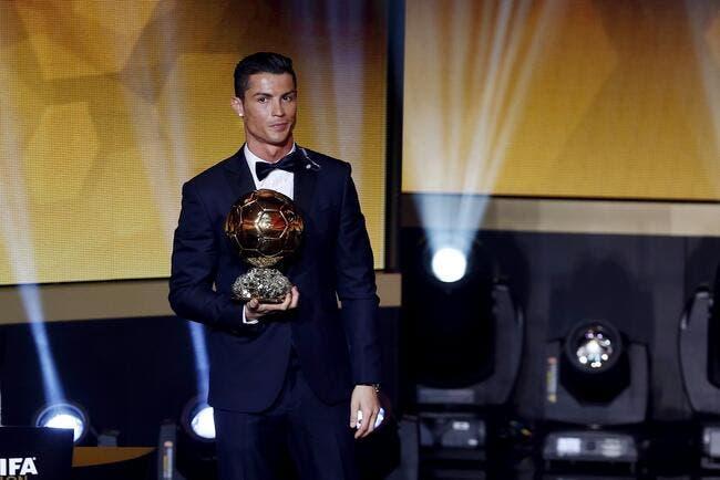 Le Ballon d'Or décerné le 11 janvier 2016