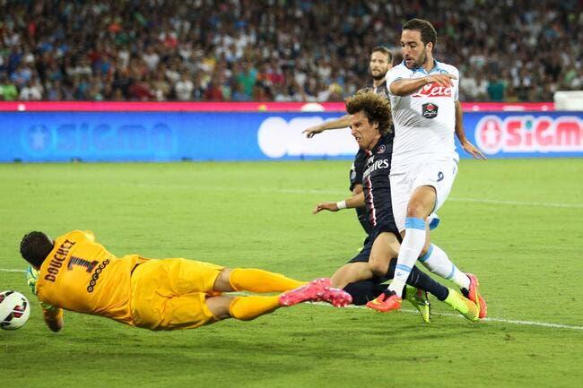 Au PSG, c'était ou Zlatan Ibrahimovic, ou lui