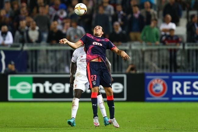 Bordeaux a envoyé du jeu face à Liverpool
