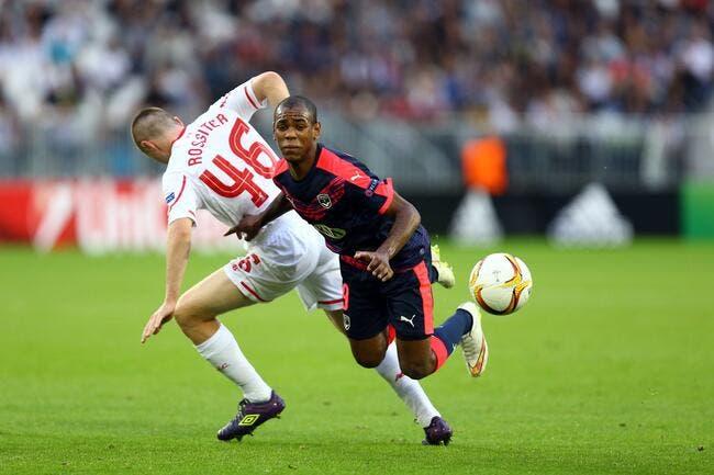 Bordeaux tient tête à Liverpool